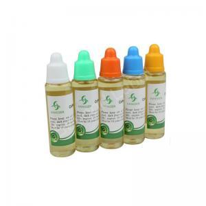 Plastic Bottle E-liquid Bottle Labels Custom Printing Vinyl ...