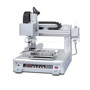 China 4 Axis High Accuracy Soldering Robot AC 220V 500VA For Electronic Connector on sale