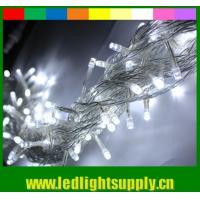 festival decoration white fairy string light led christmas lighting