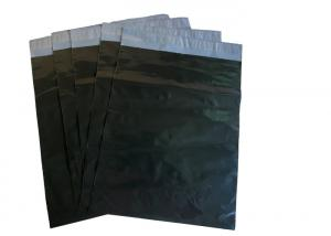 Quality Recycle Black Plastic Mailer Shipping Mailing Envelopes SIZE 8.5x12, 10x13 for sale