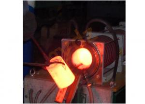 China FCC 100KW 20KHZ Induction Heating Equipment For Steel Forging on sale
