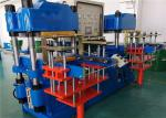 Double Seats 300 Ton Phenolic Resins Hot Press Machine For Electric Appliance Parts