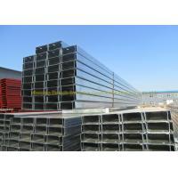 UV Protection Galvanized Steel Rectangular Tube 3PE Anti Corruption Coated