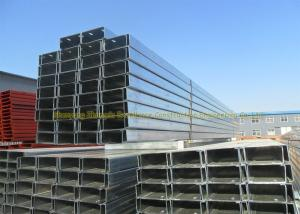 China UV Protection Galvanized Steel Rectangular Tube 3PE Anti Corruption Coated on sale