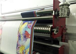 China High Speed Belt Type Digital Textile Printing Equipment With Kyocera Head on sale