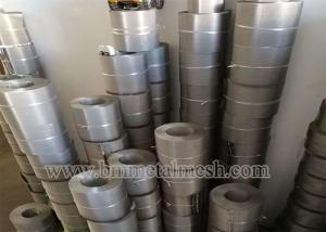 China Plastic Extruder Line Use Reverse Dutch Weave Wire Mesh on sale