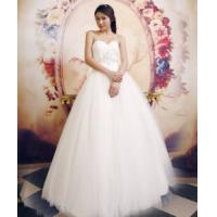 China Wedding Dress / Ball Gown Sweetheart Floor-Length Wedding Dress