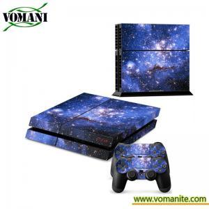 Quality ソニーPS4 Playstation 4の保護皮のステッカーのための方法設計ODMのビニールの皮カバー for sale
