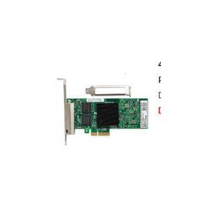 China DONGWE 4 Gigabit Copper port DW-LCII350-4GC PCI Express x4 Copper Gigabit Server Adapter on sale