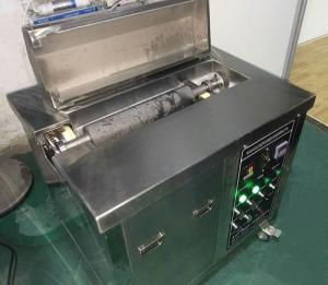 China Anilox roller ultrasonic cleaning machine of ultrasonic anilox roller cleaner on sale