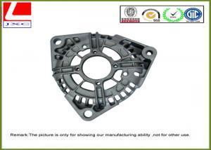China OEM Clear Color Aluminium Pressure Die Casting Sandblast Parts For LED Light on sale