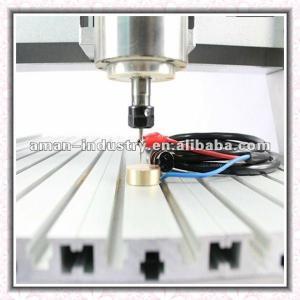 China 3040 mini metal  3d cnc drilling machine supplier on sale