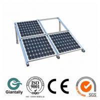 Aluminium Extruded Solar PV Panel Frames 6063 T5