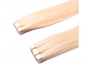 China 130% Density Ombre Tape In Hair Extensions Without Synthetic Hair Mixed on sale