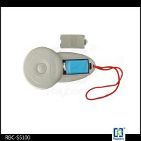 Low Frequency Handheld Rfid Reader White Eid Tag Reader For Animal Microchip And Ear Tags