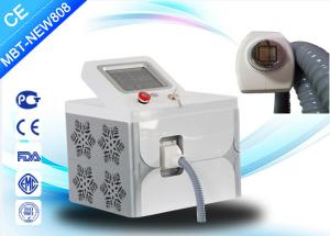 China Portable Diode Laser Hair Removal Permanent , 808nm Laser Depilation Beauty Machine on sale