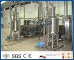 Processus de fermentation de lait de soja, machine industrielle de yaourt, yaourt de fromage faisant l'équipement
