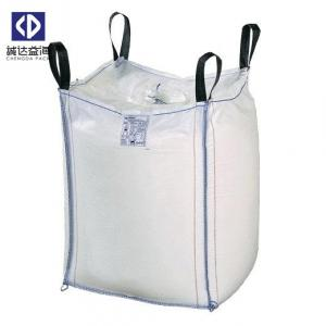 China Food Grade Bulk Bag PP Big Bags 1000KG FIBC Bulk Bags for Sugar Peanut on sale