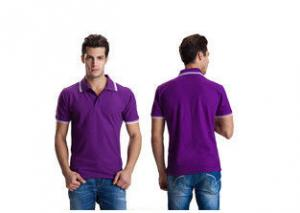China Soft Cotton Team Polo Shirts For Men Blank Customized Personalised Logo on sale