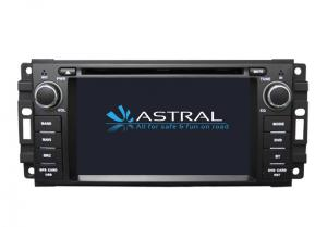 China 6 CD Virtual Central Multimidia GPS Jeep Compass Grand Cherokee Wrangler GPS DVD Player on sale