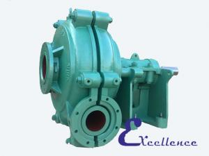 China Professional design types of slurry pumps EHM-4D for building material on sale