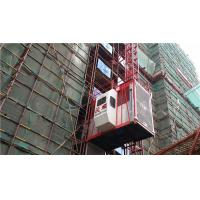 China 2 ton  Hydraulic Construction Hoist 34m/min CE and GOST Certicated on sale