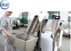 China Root Cutting Onion Processing Equipment High Efficiency With Longer Service Life on sale