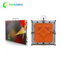 P4 P8 LED Screen Cabinet  Full Color Video Wall Outdoor 512x512 1/8 Scan  Mode