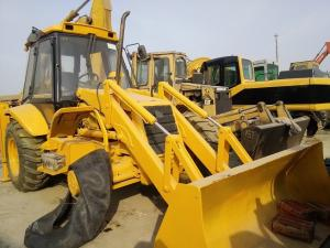 China Used JCB 4CX Backhoe Loader /Used JCB 4CX Case 580 Backhoe Original on sale