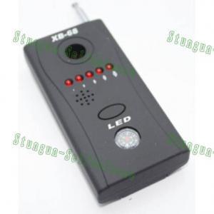 Quality RF Signal Camera Audio wireless BUG Detector Locator Tracer XB-68 for sale