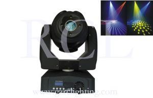 China Efectúe la iluminación de DJ, la luz principal móvil llevada 90w LED 90W*1pc LED blanco del gobo del punto on sale