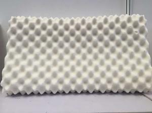 China Customized Convoluted Natural Latex Foam Rubber Pillow All Sizes Available on sale