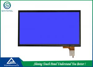 China Replacement Analog Large Capacitive Touch Screen Panel High Sensitivity on sale