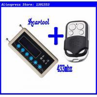 China Acartool car remote control copy 433mhz car remote code scanner + 433mhz A002 car door remote control copy on sale