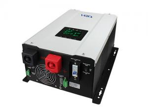 China Gray Color Solar Panel Inverter USB Interface With 18 Months Warranty on sale