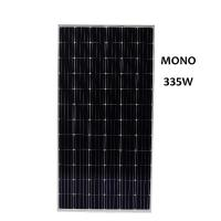 China 130w Solar Panel Mono 36cells With 25 Years Warranty  Solar Panel Black And Blue on sale