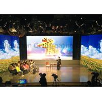 Stage Background LED Video Display HD P3 Indoor LED Video Walls Rental Portable Aluminum Cabinet Panels