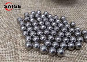 China 1.2 - 25.4mm 316 Stainless Steel Balls For Jewelry Nail Polish Mixing Ball on sale