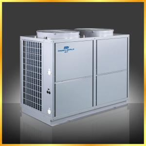 China Commercial Air Source Heat Pumps R407C ,Exhaust Air Heat Pump on sale