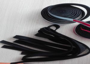 China Executive Premium Self Adhesive Felt Table Protector Thick Black Anti - Fire on sale