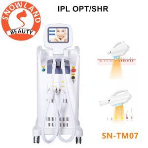 China spa shr ipl hair removal series/ korea ipl machine/ ipl spare parts on sale