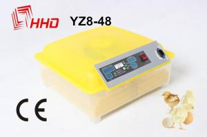 China YZ8-48 Hot Sale Full Automatic CE Approved 48 Eggs Mini Chicken Egg Incubator Price With 98% Hatching Rate on sale