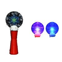 Children  Flashing Spinner Toy Glow In The Dark 5 LED Lights Party Decoration