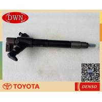 China Genuine DENSO 295900-0200 Toyota 23670-51060 G4 Fuel Injector on sale