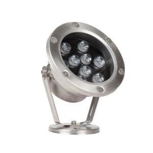 China 24V Low Voltage Underwater Pond Lights / Rgb Led Underwater Pool Lights on sale
