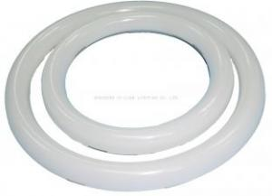 China Aluminum led flawless circular fluorescent tubes, well heat dispersion, CE, ROHS  on sale