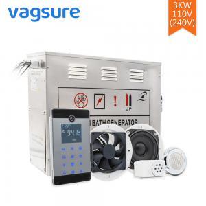 China IPX5 Waterproof 3kw Steam Generator , Sauna Steam Generator CE Approved on sale