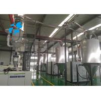 China Closed Loop PET Crystallizer Dryer , 450 Kg / H Capacity Plastic Dryer Machine on sale