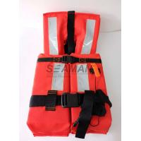 150N Offshore Marine Life Jacket SOLAS 74/96 CCS/MED With Reflective Tape