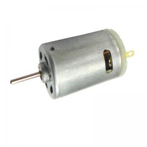 China Micro Electric Automotive DC Motors Custom Made Accepted With Sleeve Bearing RS-385 on sale